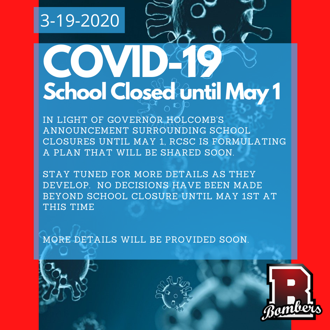COVID 19 Extended May 1