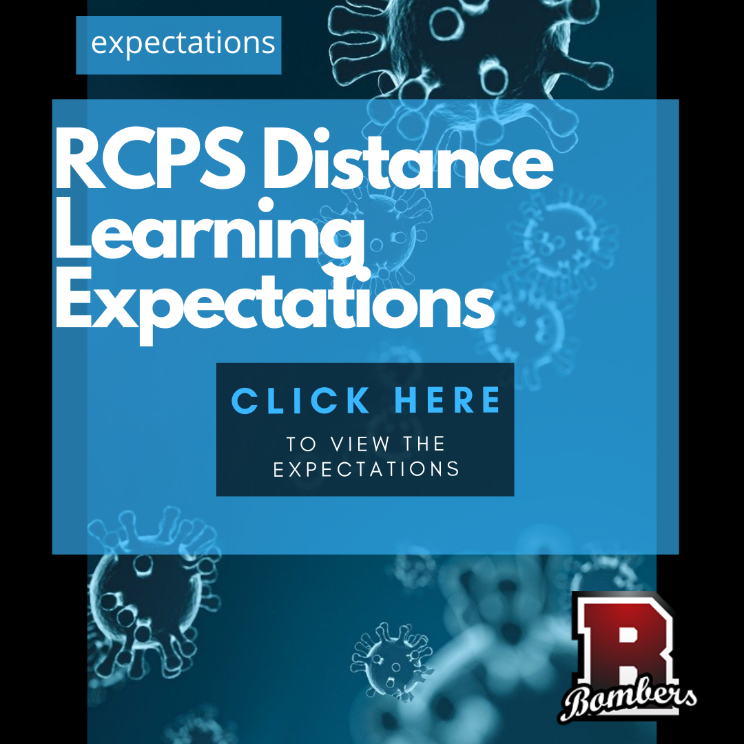 RCPS Distance Learning Expectations